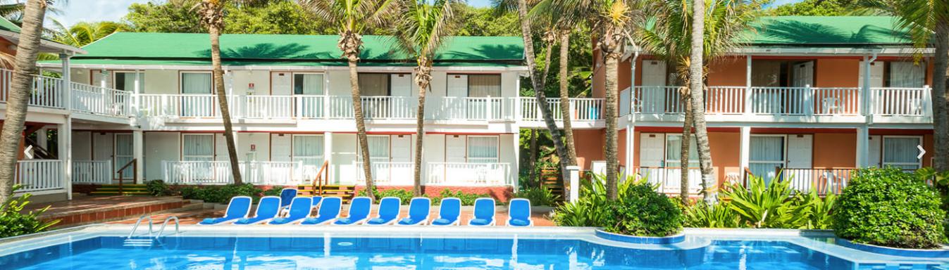 Disfruta los mejores hoteles de la cadena Decameron