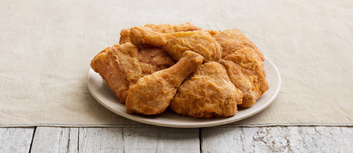 Pollo con un sabor autentico en KFC