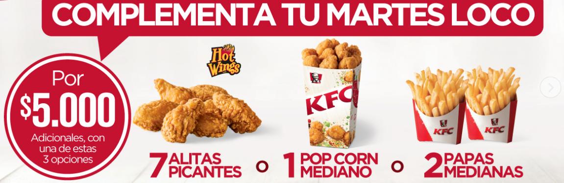 Ahorra dinero extra con los cupones de KFC