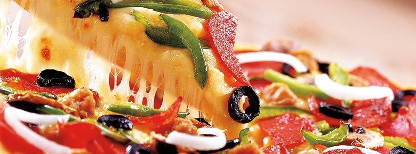 Disfruta el mejor sabor en Pizza Hut