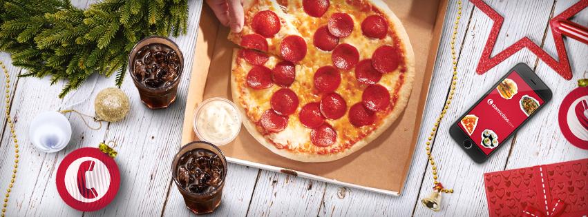 Encuentra pizza deliciosa en Domicilios.com