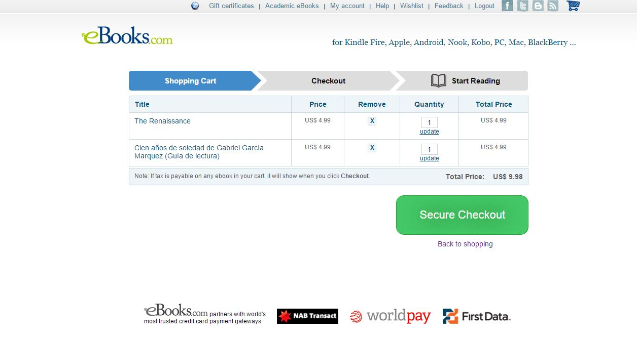 Descuento Código Descuento eBooks