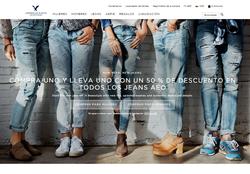 Código promocional American Eagle 2018