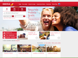 Código Descuento Iberia 2018