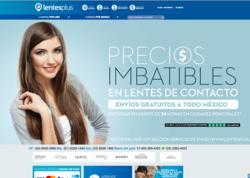 Código promocional LentesPlus 2019