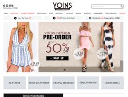 Código Promocional YOINS 2019