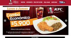 Cupones KFC 2018
