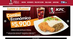 Cupones KFC 2019