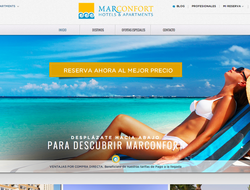 Código Promocional Marconfort 2018