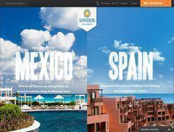 Código promocional Sandos Hoteles 2018