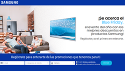 Samsung Blue Friday Colombia 2018