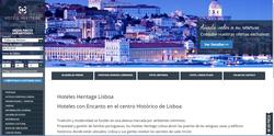 Código promocional Hoteles Heritage Lisboa 2018