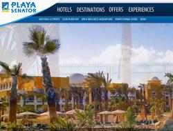 Código Promocional Hoteles Playa Senator 2017