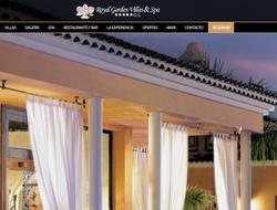 Código Promocional Royal Garden Villas 2018