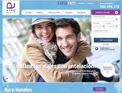 Código Promocional Ayre Hoteles 2019