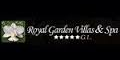 Código Promocional Royal Garden Villas